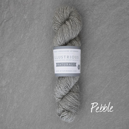 *Pebble* Illustrious Naturals DK