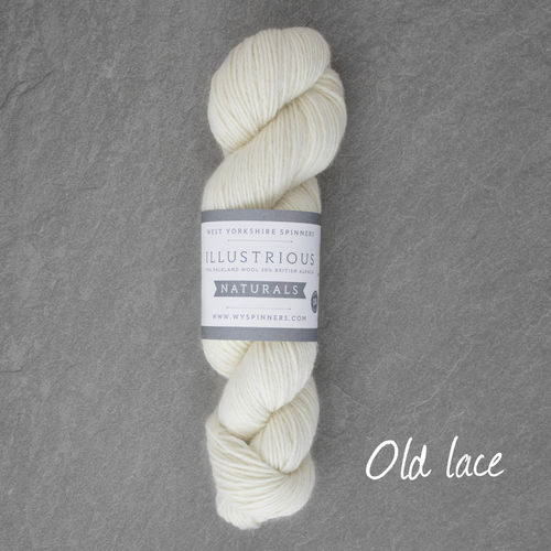 *Old Lace* Illustrious Naturals DK