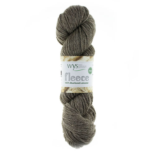 *ligh brown - natural collection* Bluefaced Leicaster ARAN